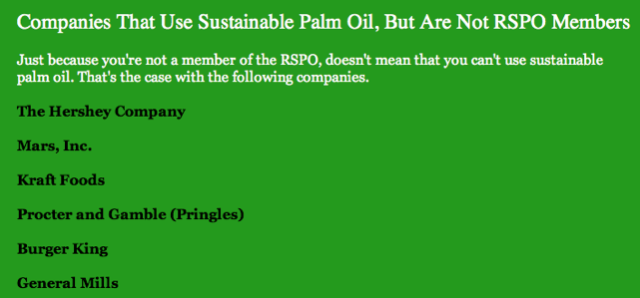 Is Palm Oil Good for M...